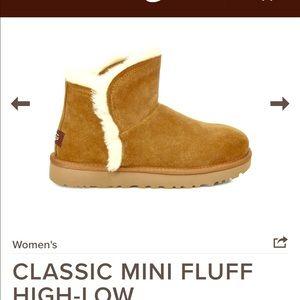 UGG Classic Mini Fluff High/Low